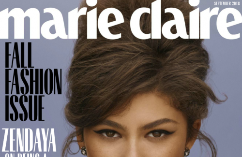 MARIE CLAIRE SEPTEMBER ISSUE