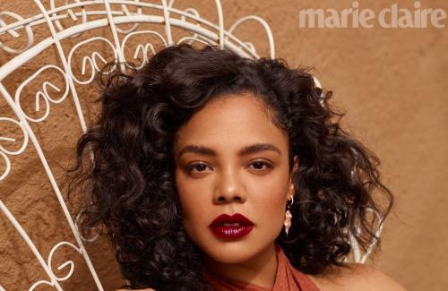 TESSA THOMPSON IN MARIE CLAIRE