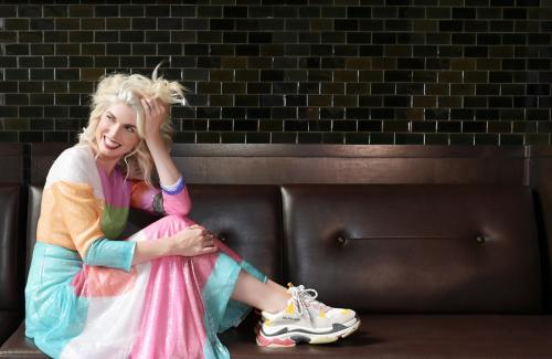 Interview with Julianna Zobrist about style, self-expression, and individuality.