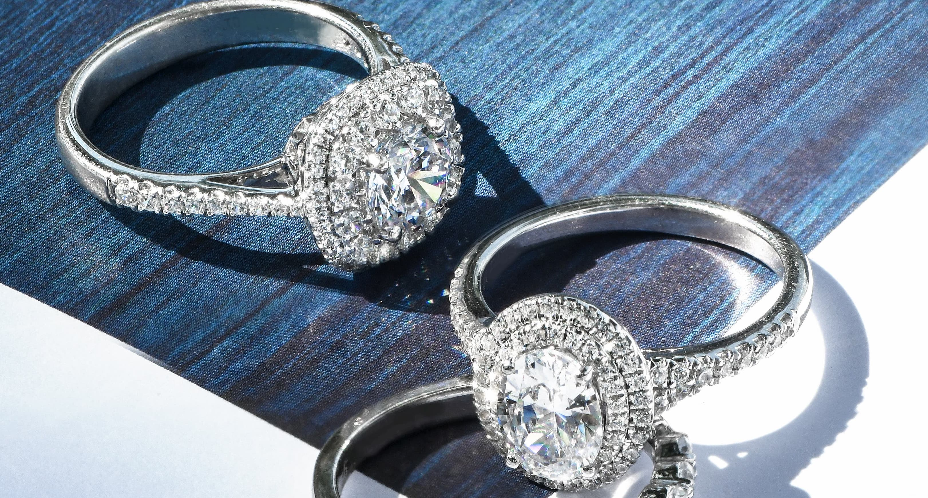 The History Of Engagement Rings Simon G Jewelry